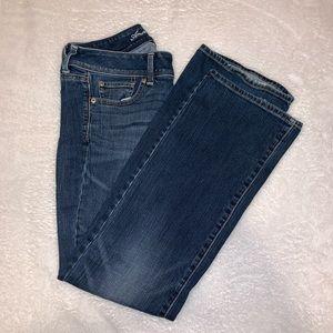 American Eagle Slimboot Jeans